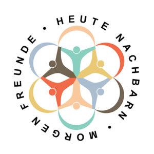 Heute Nachbarn, morgen Freunde Logo