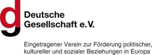 Heute Nachbarn morgen Freunde Deutsche Gesellschaft Logo