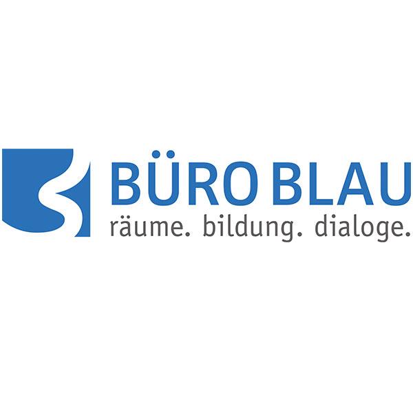 Logo Büro Blau